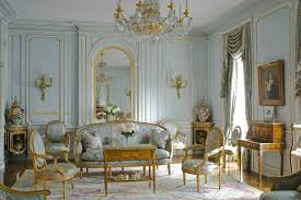 Chateau Interiors And Design These French Antiques Are In An Old Chateau Where The