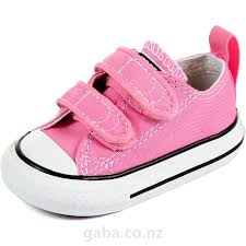 converse for kids. converse pink infant chuck taylor all star v2 ox shoes - kids sneakers for