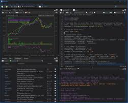 Data Quotes Custom Dark Style For RStudio IDE RStudio Support