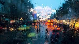 1920x1080 Rain on Glass desktop PC and ...