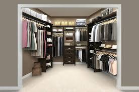 closetmaid impressions impressions walk in chocolate bedroom 4 home depot closetmaid impressions chocolate closetmaid impressions drawer kit