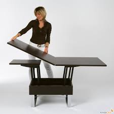 Space Saving Coffee Table Convertible Coffee Table To Dining Table Toronto Tiny House
