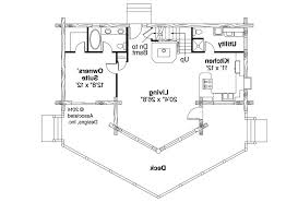 Large Log Cabin Floor Plans