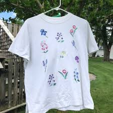 Flower Chart T Shirt Listed On Depop By Koalabearkate