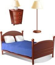 bedroom furniture clipart. Wonderful Clipart Furniture Furniture 02 And Bedroom Clipart A