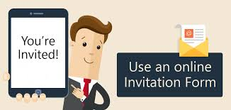 Make Your Invitation Easily Create An An Online Invitation Form Rsvp