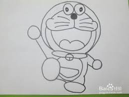 Doraemon's best friend nobita , aggressive but also a good person gian , sweet and beautiful shizuka , rich and perky suneo and doraemon's sister dorami … Robot Cat Coloring Page 1 Line 17qq Com