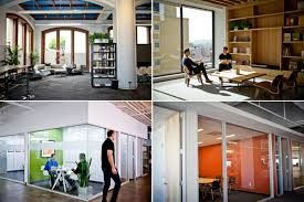 Small Business Office Designs At One Of Techs Hottest Startups A Huge New Office Aims