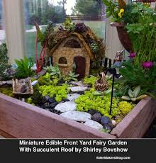 Small Picture fairy garden designs home furniture design broken pot fairy