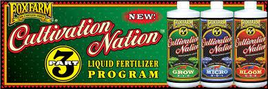 Fox Farm Feeding Chart Cultivation Nation Foxfarm Soil Fertilizer Company