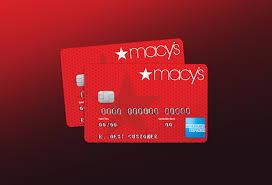 macy s rewards credit card 2020