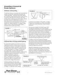 neutral grounding resistor grounding of industrialpower systemsdefinition