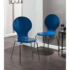 Navy Blue Set Chair Matt and Jentry Home Design