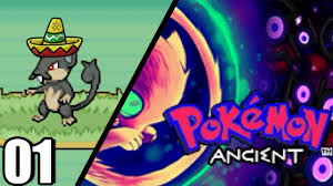 Pokémon Ancient Alpha 3 [Capítulo 1] - ¡La Región Cronia y el ...
