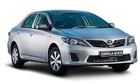 Corolla Quest 1.6 - Toyota Indongo Namibia