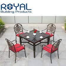 leisure aluminum frame patio outdoor