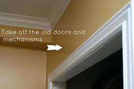 sliding closet door repair replacing sliding closet doors with french doors images doors