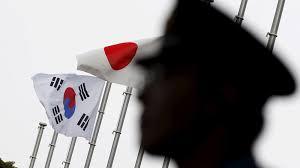 Second S <b>Korean man</b> sets himself ablaze in apparent Japan protest