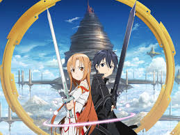 Image result for انیمه Sword Art Online