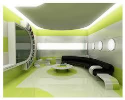 Futuristic Living Room Futuristic Modern Green Grey Living Room Ideas Nice Room Design