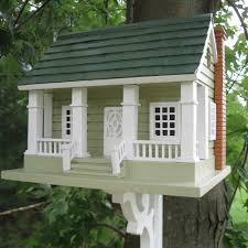 Birdhouse Bungalow Bird House Yard Envy