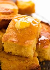 This southern cornbread recipe is perfect with any of your favorite recipes. Cornbread Recipe Recipetin Eats