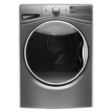 Frontload Washers Whirlpool 45 Cu Ft High Efficiency Front Load Washer With Steam