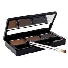 eyebrow shadow. high quality waterproof tutu three-color chocolate eyebrow shadow powder make up enhancer