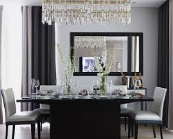 Small Picture Stunning Mirrors In Dining Room Images House Design Interior