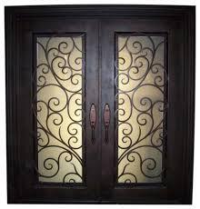 seeley iron gateway 72 x81 mediterranean front doors by universal iron doors hardware inc