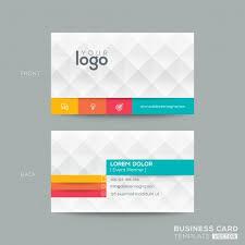 Free Design Business Cards Visit Card Free Download 35640