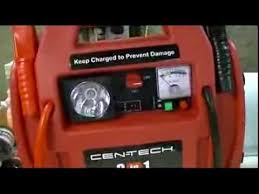 harbor freight cen tech in portable power pack jump harbor freight cen tech 3 in 1 portable power pack jump starter review