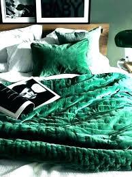 blue velvet duvet cover astounding king gray purple green bedding crinkle regal nz