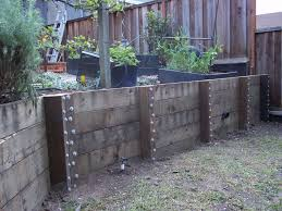6x6 Wood Retaining Wall Design Wall Design Wood Retaining Wall Help