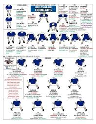 Depth Chart Loyal Cougars