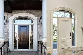 White front door inside Small Windows Black And White Steel Doors Main Entrace Sakuraclinicco Transoms Pollard Windows Doors