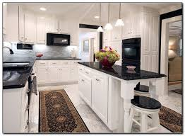 kitchens with black countertops beautiful trend white kitchen remodel 2018 pertaining to 12 thefrontlist com kitchens with black appliances and black