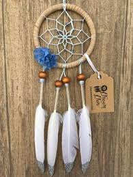 Small Dream Catchers For Sale Handmade small dream catcher with light suede lace exterior 45
