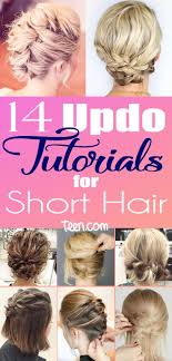 Hair Style Formal best 25 short bob updo ideas short hair updo 3201 by wearticles.com
