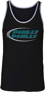 Bud Light Commercial Philly Philly Manateez Mens Budlight Dilly Dilly Eagles Philly Philly Tank Top