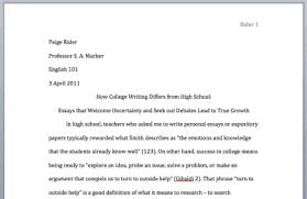 Mla Heading Essay Mla Formatted Header The Newninthprecinct