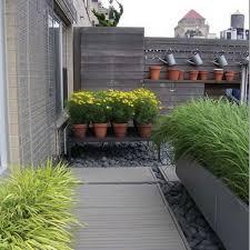 Terrace And Garden Designs Modern Rooftop Gardening Potted Plants Extraordinary Exterior Garden Design