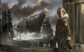 Image result for dieselpunk art