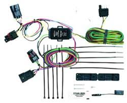 tail light wiring kit installation 2008 chevrolet hhr video hopkins custom tail light wiring kit for towed vehicles