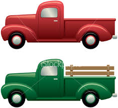 Pick up truck clip art clipart collection