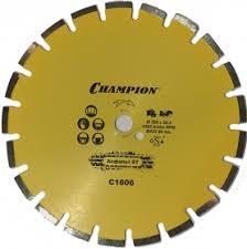 <b>Алмазный диск Champion</b> 350x25,4 мм. Асфальт ST (С1606 ...