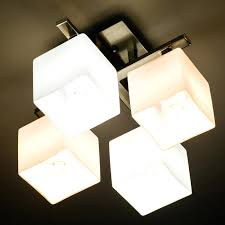 ceiling lights 4 bulb ceiling light fixture led corn watt super bright bulbs installed in
