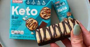 aldi sells keto bars that are