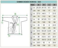 Light Weight Navy Blue Summer Kendo Kendogi