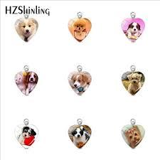 <b>2019 New Arrival Cute</b> Puppy Kawaii Dog Heart Pattern Stainless ...